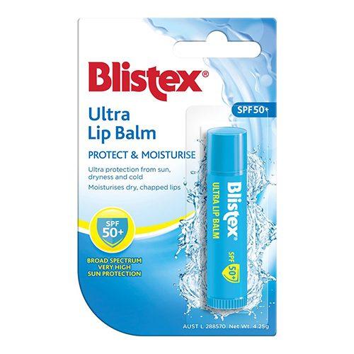 Blistex Ultra SPF50+ Lip Balm