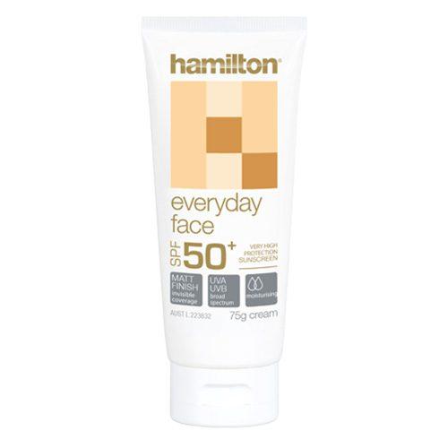 Hamilton Every Day Face Cream 75g