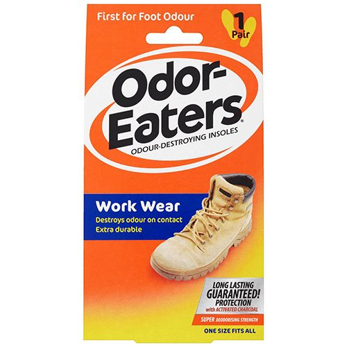 Odor-Eaters Work Wear Insoles