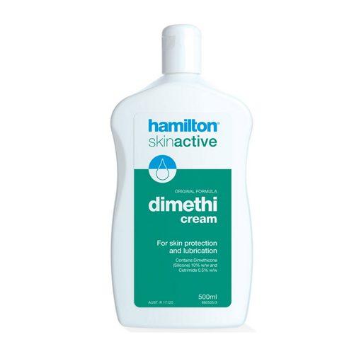 Hamilton Skin Active Dimethi Cream