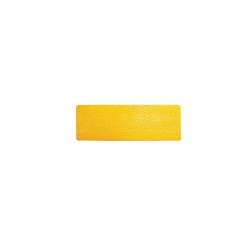 "DURABLE FLOOR MARKING SHAPE ""STRIPE"" YELLOW PACK 10"